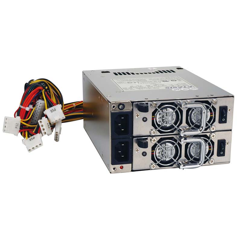 Redundant Power Supplies
